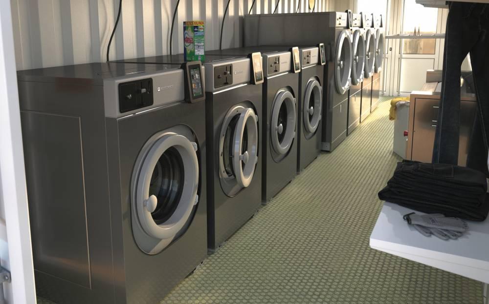 Fellesvaskeri og tørkerom til borettslag