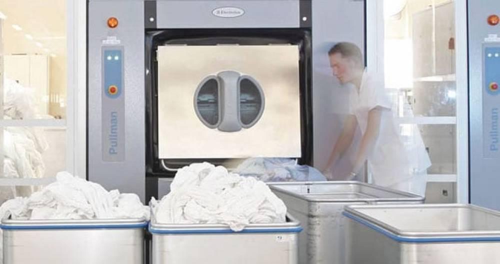 Komplett institusjonskjøkken og vaskeri til sykehus og sykehjem