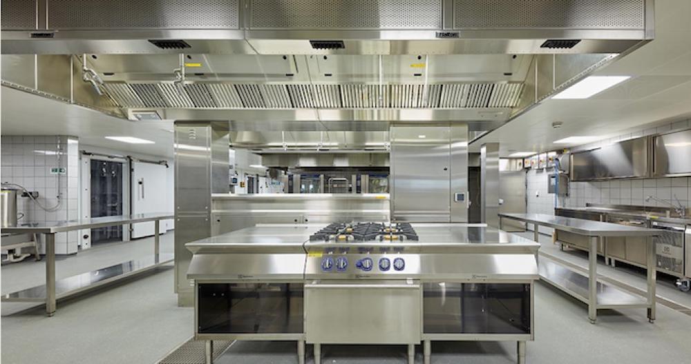 Cateringkjøkken – utstyr, innredning og prosjektering