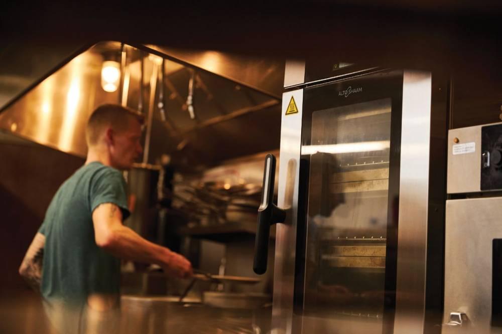 Ovnstyper storkjøkken