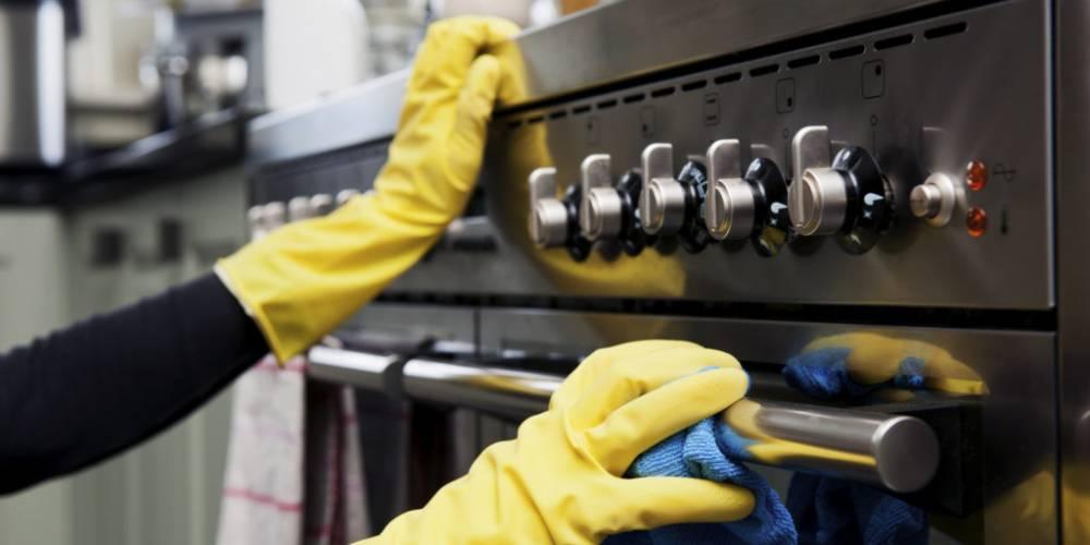 Hvordan rengjøre en restaurant
